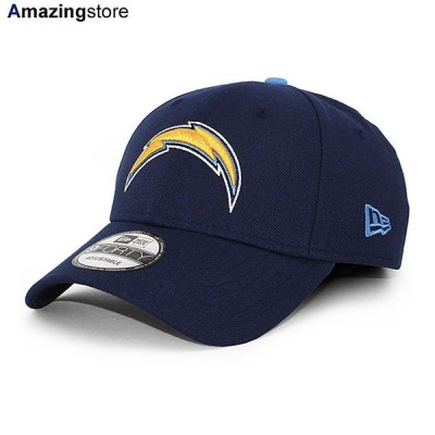 ニューエラ 9FORTY ロサンゼルス チャージャーズ 【NFL THE LEAGUE ADJUSTABLE CAP/NAVY】 NEW ERA LOS ANGELES CHARGERS