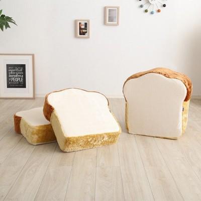 クッション 座布団 食パン おもしろ デザイン 子供用 キッズサイズ