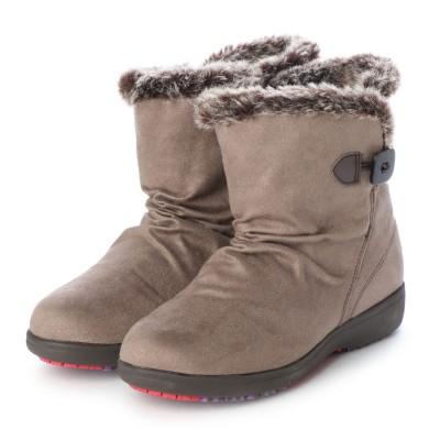 ムーンスターイブ MOONSTAR EVE 【防水・すべりにくい靴】EVE あったか防水・防寒ブーツ WPL053 (グレー)