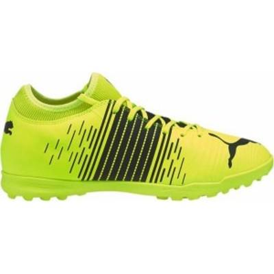 プーマ メンズ スニーカー シューズ PUMA Future Z 4.1 Turf Soccer Cleats Yellow/Black