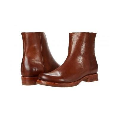 Frye フライ レディース 女性用 シューズ 靴 ブーツ アンクル ショートブーツ Veronica Inside Zip - Caramel Antique Pull Up