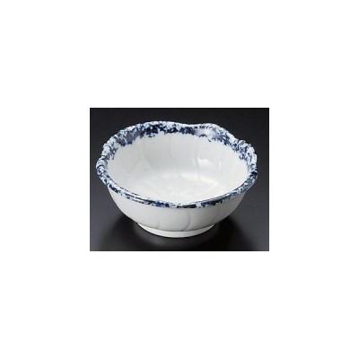呉須タタキ梅浅鉢/大きさ・11.2×4.3cm
