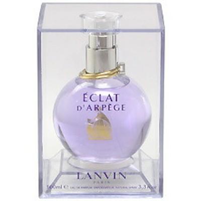 香水 FRAGRANCE ランバン LANVIN ECLAT DARPEGE エクラドゥアルページュ EDP・SP 100ml