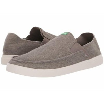 サヌーク メンズ スニーカー シューズ Pick Pocket Slip-On Sneaker Brindle/Natural
