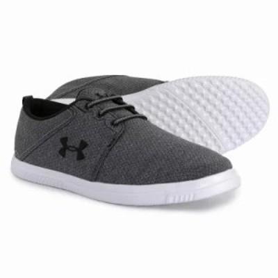 アンダーアーマー スニーカー Street Encounter IV Sneakers Black/Graphite