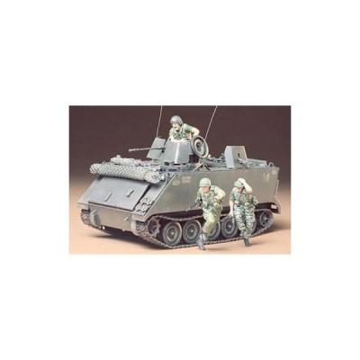 タミヤ(35135)1/35 アメリカ装甲騎兵強襲車M113ACVバトルワゴン