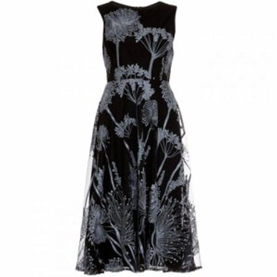 フェイズ エイト Phase Eight レディース ワンピース ワンピース・ドレス Franchesca Floral Dress Black