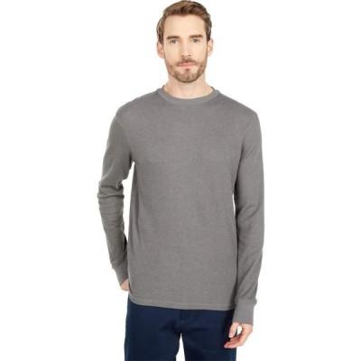 ビラボン Billabong メンズ Tシャツ トップス Essential Thermal Dark Grey Heather