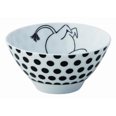 MOOMIN ムーミン - ライスボウルM(お茶碗) / 食器・グラス 【公式 / オフィシャル】