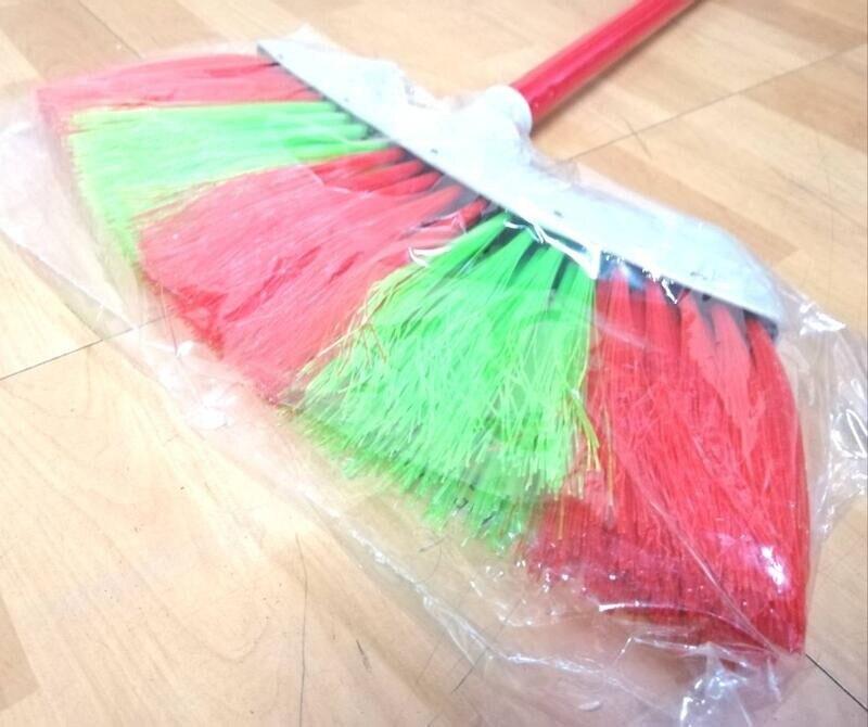 魚牌塑膠掃 308【86624266】掃把 洗地板 掃具 浴廁清潔 居家清潔用品《八八八e網購
