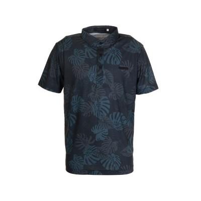 エピキュール(epicure) ゴルフ ポロシャツ ボタニカルプリントポロシャツ 151-22250-018 (メンズ)