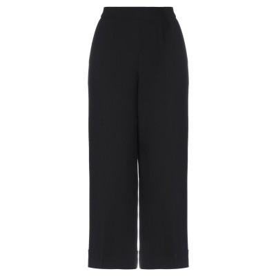 MOLLY BRACKEN パンツ ブラック XS ポリエステル 77% / レーヨン 16% / ポリウレタン 7% パンツ