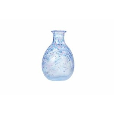 徳利 ガラス WA171 ブルー