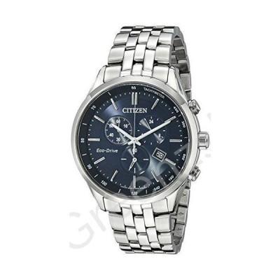 シチズン男性用AT2141-52L リンクブレスレット付きシルバートーンステンレス鋼腕時計 [並行輸入品]