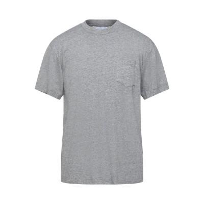 JOHN ELLIOTT T シャツ グレー 3 ポリエステル 50% / コットン 38% / レーヨン 12% T シャツ