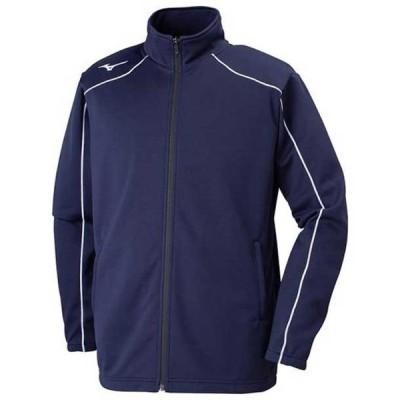 ウォームアップジャケット(ユニセックス) MIZUNO ミズノ トレーニングウエア ミズノトレーニング ウォームアップスーツ (32MC9125)