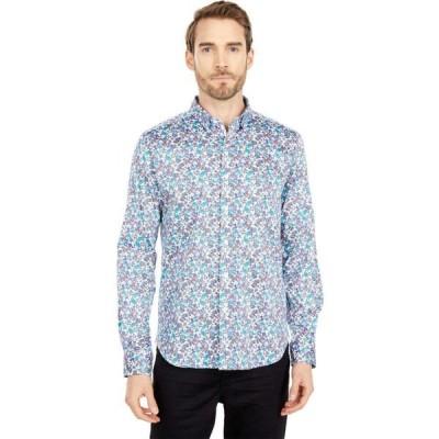 ロバートグラハム Robert Graham メンズ シャツ トップス Fletcher Long Sleeve Woven Shirt Multi