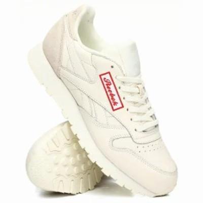 リーボック スニーカー reebok classic leather pgs sneakers Off White