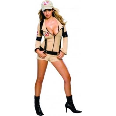 ゴーストバスターズ 衣装、コスチューム 大人女性用 ロンパース