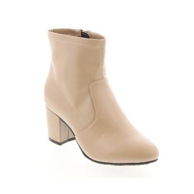 JELLY BEANS / プレーンストレッチブーツ(214-121)JELLY BEANS(ジェリービーンズ) WOMEN シューズ > ブーツ