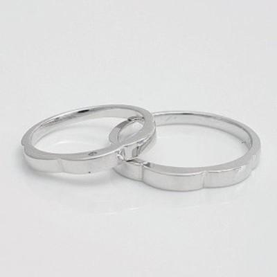 結婚指輪 マリッジリング k10 イエローゴールド/ホワイトゴールド/ピンクゴールド ダイヤモンド 2本セット 天然ダイヤ 【レビューを書い