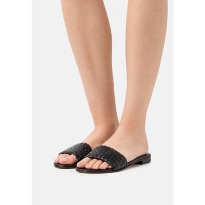 メルヴィンアンドハミルトン レディース 靴 シューズ HANNA 26 - Mules - black/natural