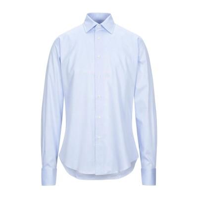 ブライアン デールズ BRIAN DALES シャツ スカイブルー 42 コットン 100% シャツ