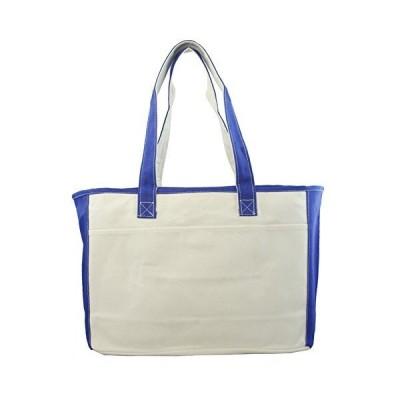 13 oz Cotton Two-Tone Canvas Tote Bag並行輸入品 送料無料