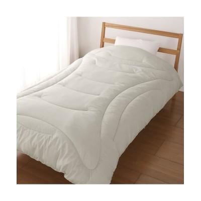 吸湿発熱わたサンバーナー(R)入り二層式あったか掛け布団(収納袋入り) 掛け布団, Comforters(ニッセン、nissen)