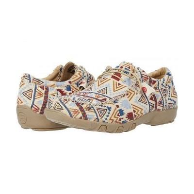 Roper ローパー レディース 女性用 シューズ 靴 スニーカー 運動靴 Chillin Aztec - Tan