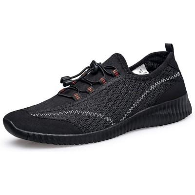 [Caligen] スニーカー メンズ レディース ランニング トレーニング ウォーキングシューズカジュアル 軽量 運動靴 履きやすい 日常着用 2