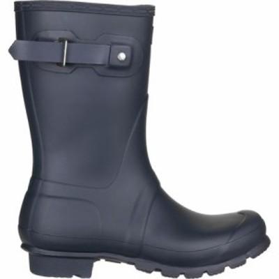 ハンター ブーツ レインシューズ Original Short Rain Boot - Womens