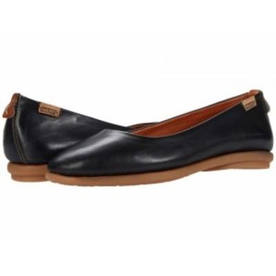 Pikolinos レディース 女性用 シューズ 靴 フラット Cullera W4H-2564 Black【送料無料】