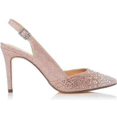 ローランド カルティエ Roland Cartier レディース パンプス シューズ・靴 destiiny pointed toe court shoes Rose Gold