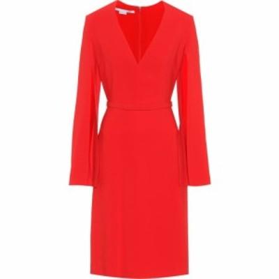 ステラ マッカートニー Stella McCartney レディース ワンピース ワンピース・ドレス Long-sleeved dress Lipstick