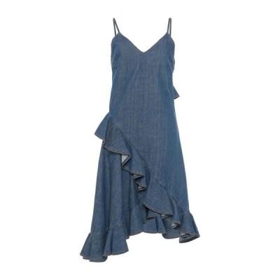 KENZO デニムドレス ファッション  レディースファッション  ドレス、ブライダル  パーティドレス ブルー
