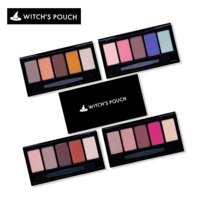 ウィッチズポーチ 5カラーズアイシャドウ  韓国コスメ Witch's Pouch 5Colors Eyeshadow アイメイク メール便送料無料