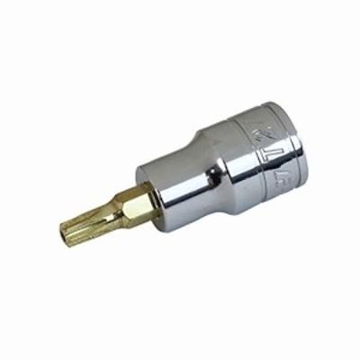 SK11 ヘックスローブビットソケット 差込角 9.5mm (3/8インチ) T27 ST3-27