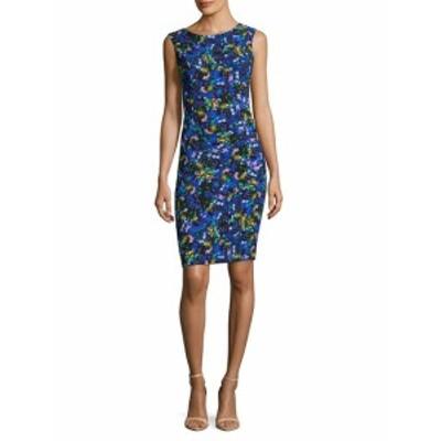 ミリー レディース ワンピース Multicolored Sheath Dress