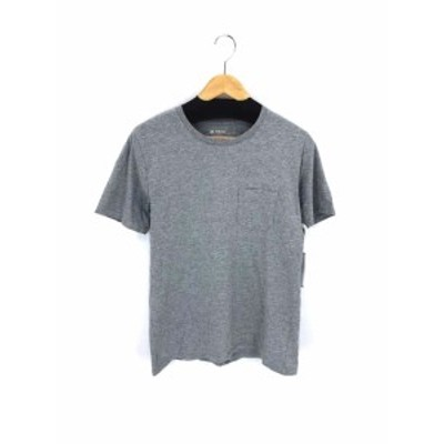 ナノユニバース nano universe クルーネックTシャツ サイズJPN:L メンズ 【中古】【ブランド古着バズストア】