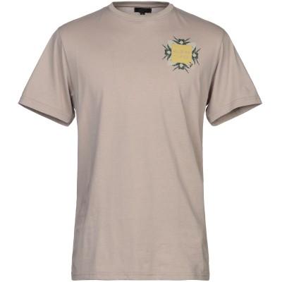LIU •JO MAN T シャツ サンド XXL コットン 100% T シャツ