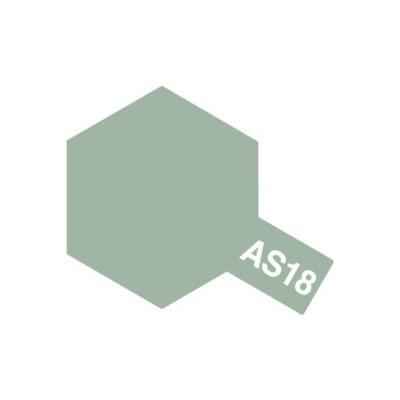 タミヤエアーモデルスプレー◇AS-18 明灰緑色