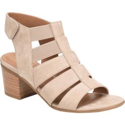コンフォーティヴァ Comfortiva レディース サンダル・ミュール シューズ・靴 Alexis Block Heel Sandal Baywater Buttersoft Nubuck