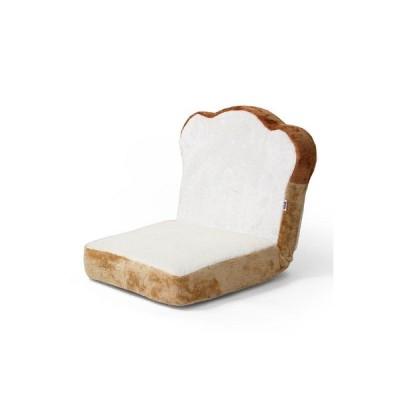セルタン 食パン座椅子 幅470×奥行560×高さ470mm ホワイト (直送品)