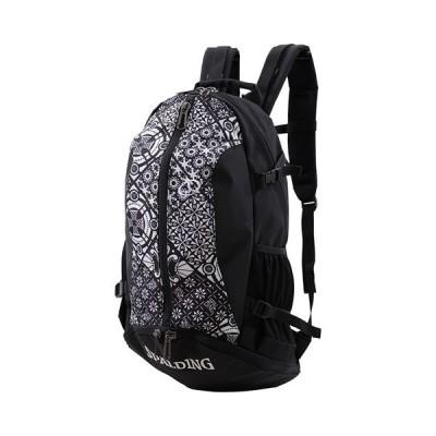 SPALDING Cager Bag(スポルディング ケイジャー バッグ) スカンジナビアン ブラック
