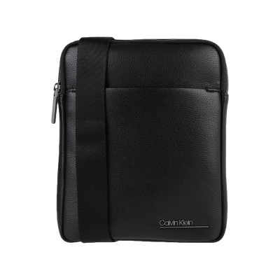 カルバン クライン CALVIN KLEIN メッセンジャーバッグ ブラック ポリウレタン 100% メッセンジャーバッグ