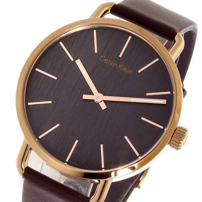 カルバン クライン CALVIN KLEIN クオーツ メンズ 腕時計 K7B216G3 チャコール チャコール