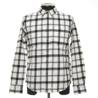 レイジブルー RAGEBLUE ビエラチェックシャツ ロングスリーブ 長袖 サイズS 中古 古着