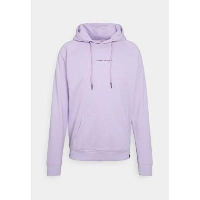 デニムプロジェクト メンズ ファッション MOJO HOODIE - Sweatshirt - pastel lilac