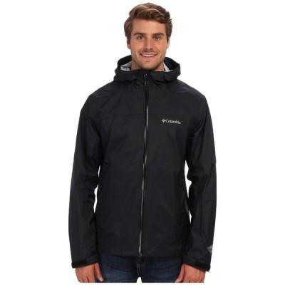 コロンビア パーカー・スウェットシャツ アウター メンズ EvaPOURation Jacket Black